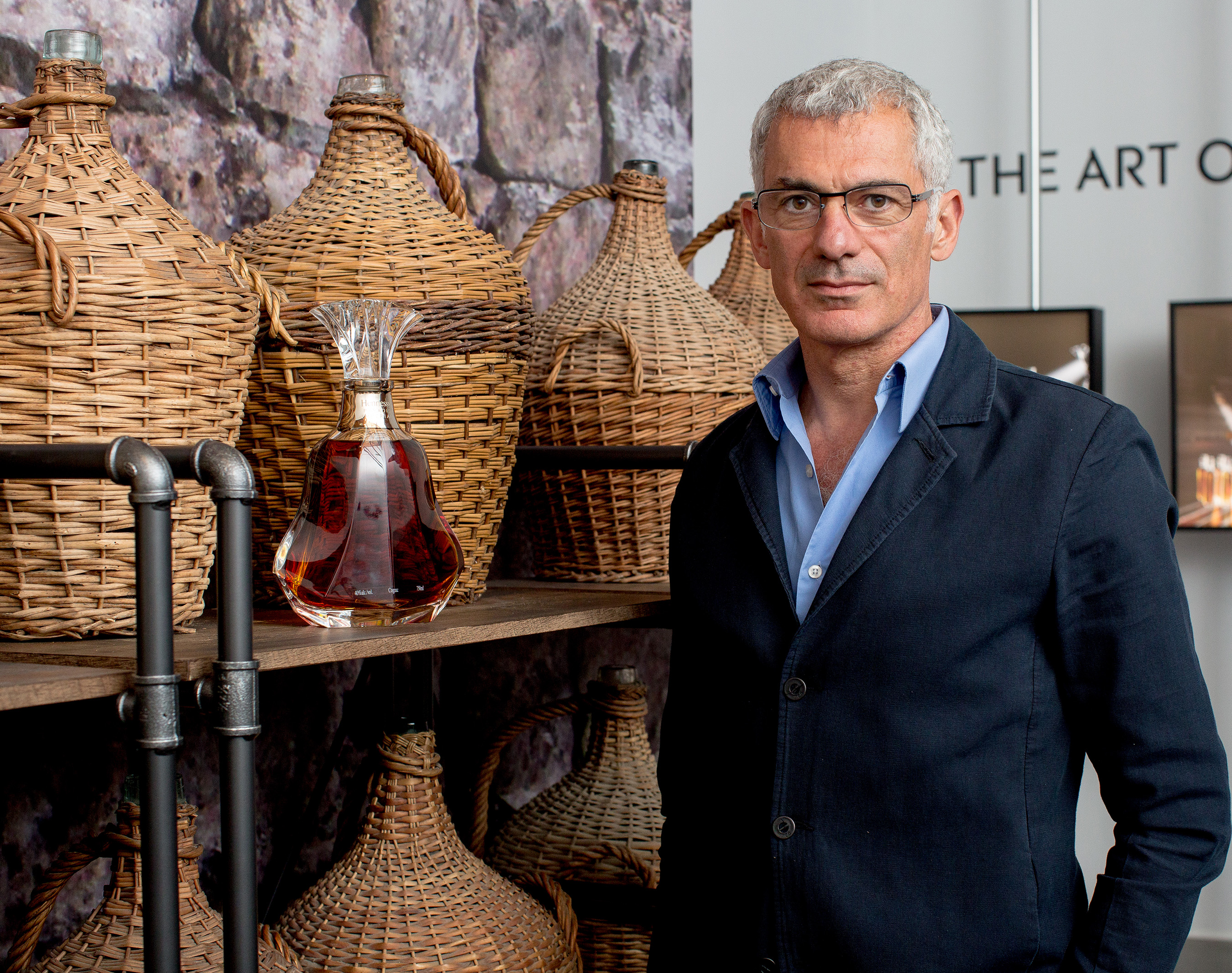 The Decanter: A Gem-Like Setting by Artist Arik Levy
