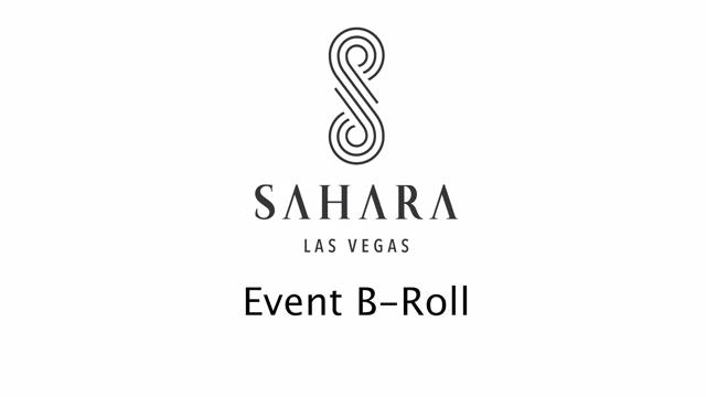 Iconic Strip Resort Unveils New Name: SAHARA Las Vegas B-Roll