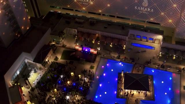 Iconic Strip Resort Unveils New Name: SAHARA Las Vegas Sizzle Reel