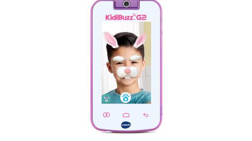 VTech® introduces KidiBuzz™ G2, the next generation of its popular smart device.
