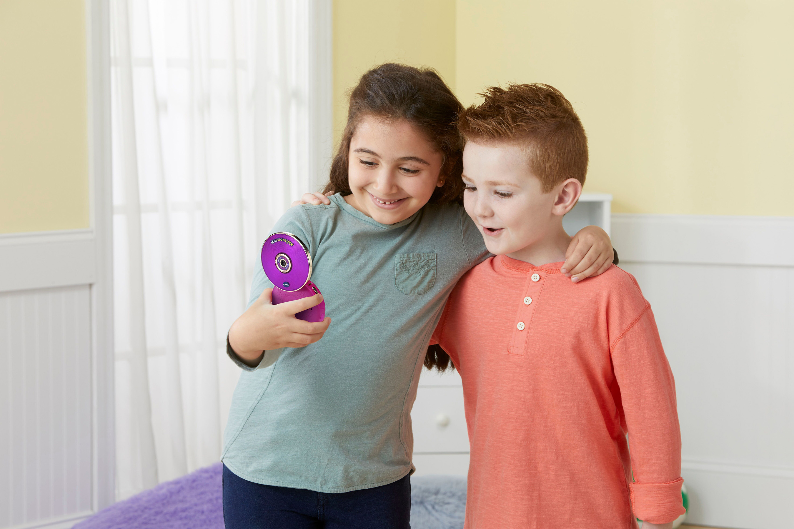 New Kidizoom® Pixi™ joins VTech®'s popular Kidi line of electronic toys.
