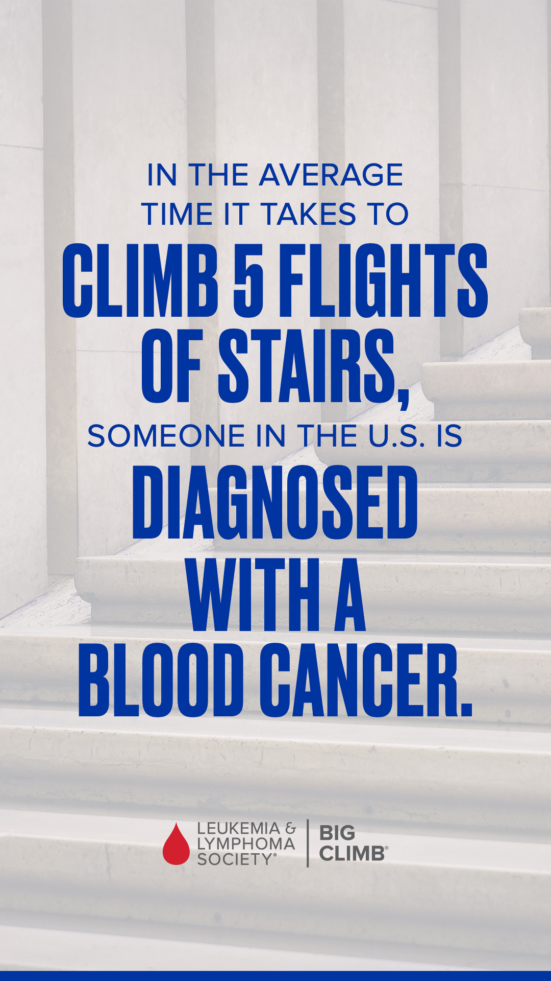 Join LLS on 6/13/2020 for #BigVirtualClimb.