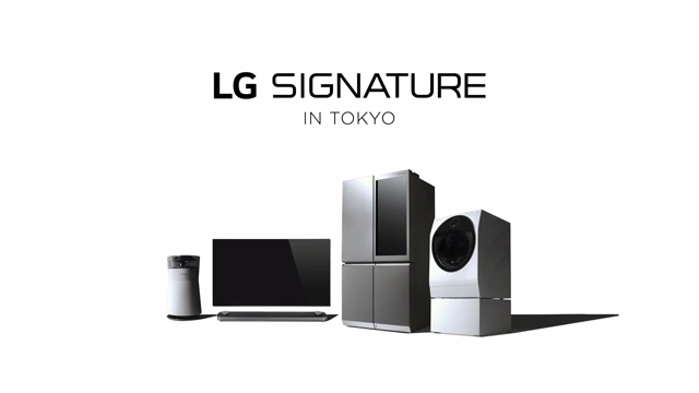 LG SIGNATURE'S Combination Of Superior Design And Technology Set To Conquer New Markets