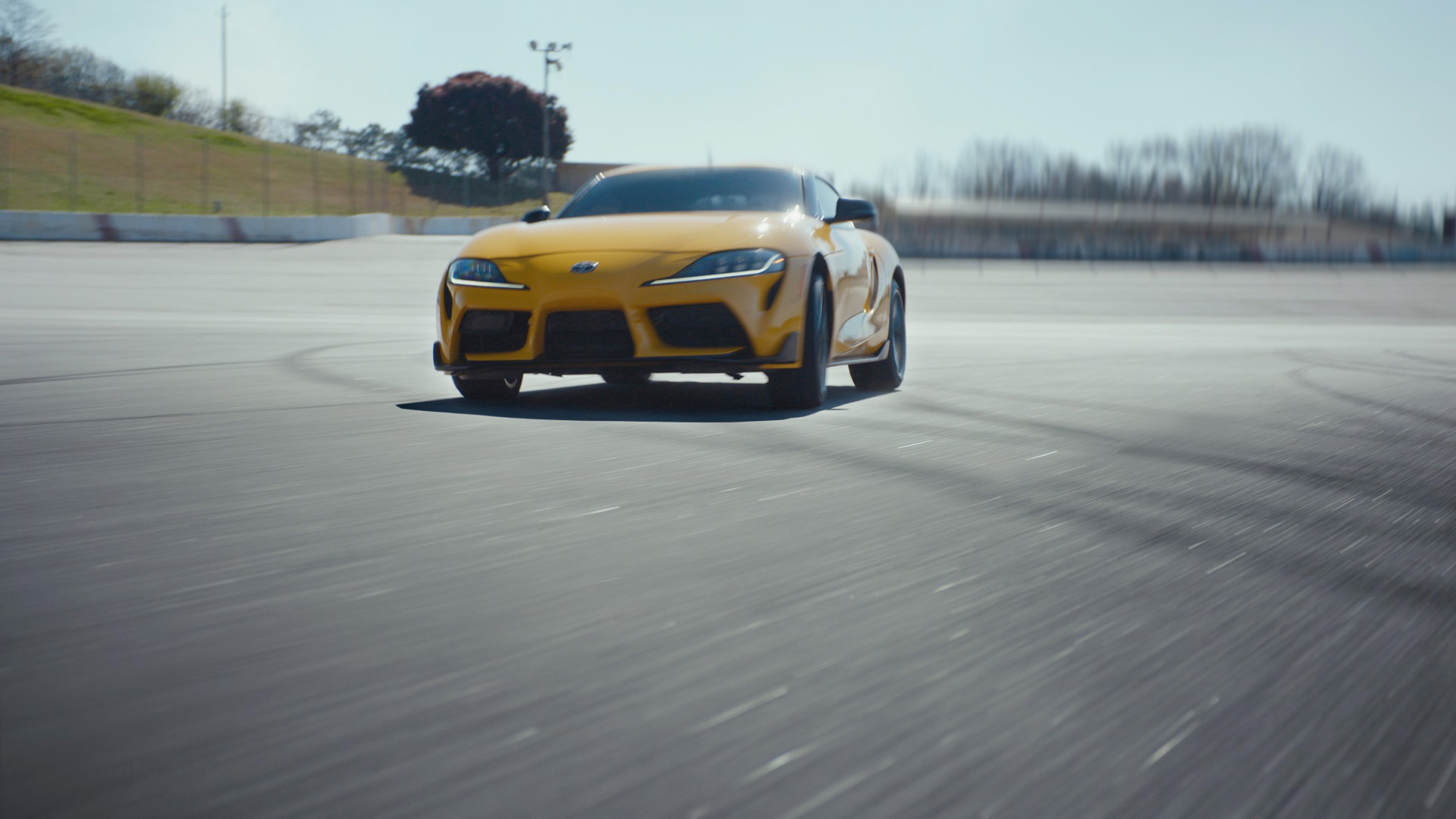 """Joy"" is a :06-second spot from Toyota's new campaign ""This is Our Sport."""