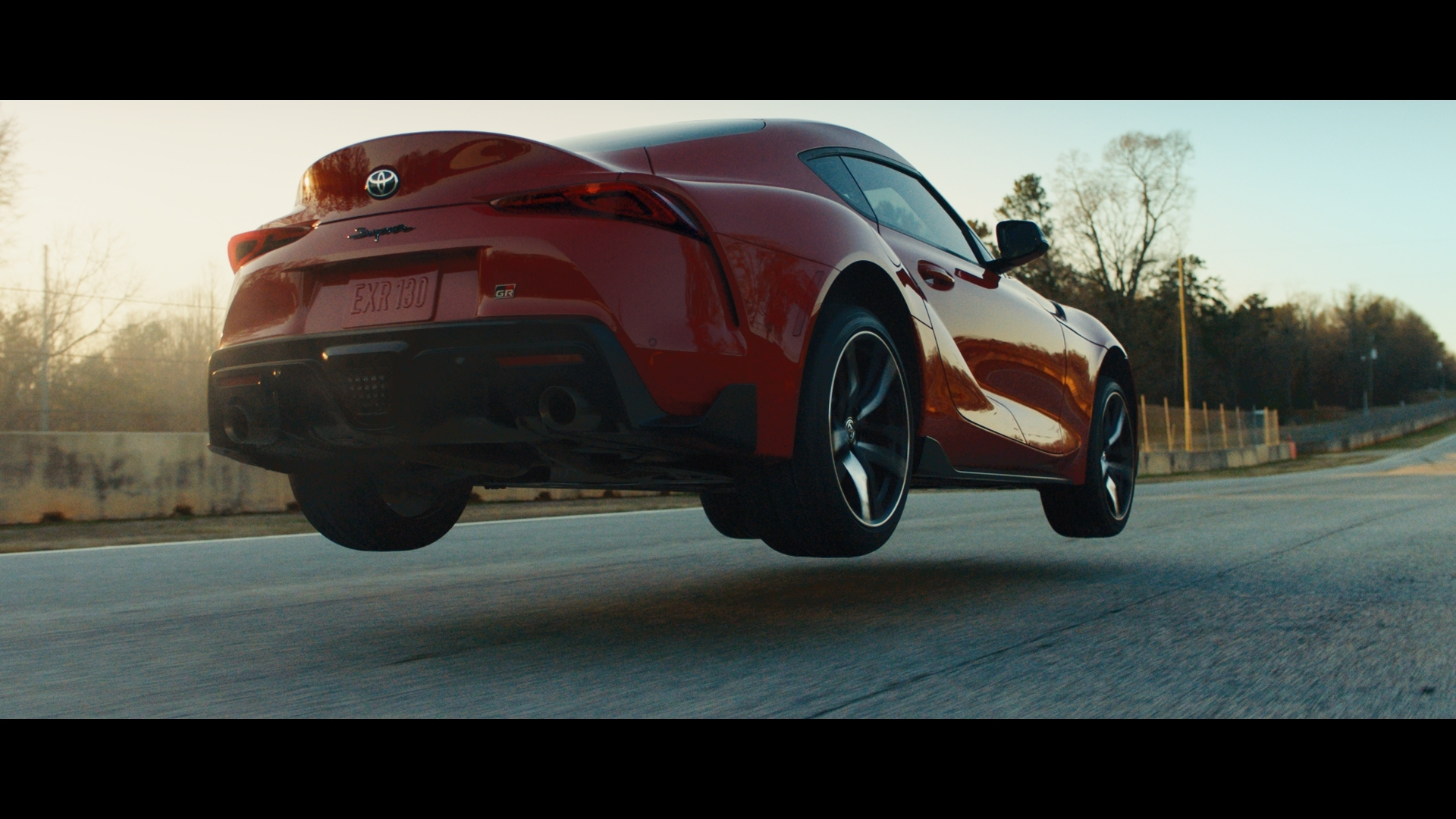 """Track Day"" is a :30-second spot from Toyota's new campaign ""This Is Our Sport."""