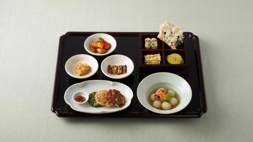 "Temple Food restaurant, ""Balwoo Gongyang"" listed on Michelin's One-Star restaurant for three consecutive years"