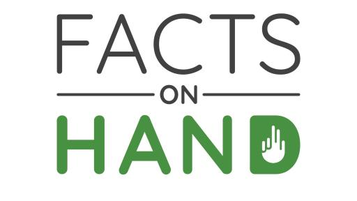 Facts on Hand Logo