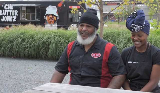 Detric Fox-Quinlan and Malik Rhasaan share insight into owning a food truck in Atlanta and how winning the $10,000 Nav Small Business Grant will change their business for the better.