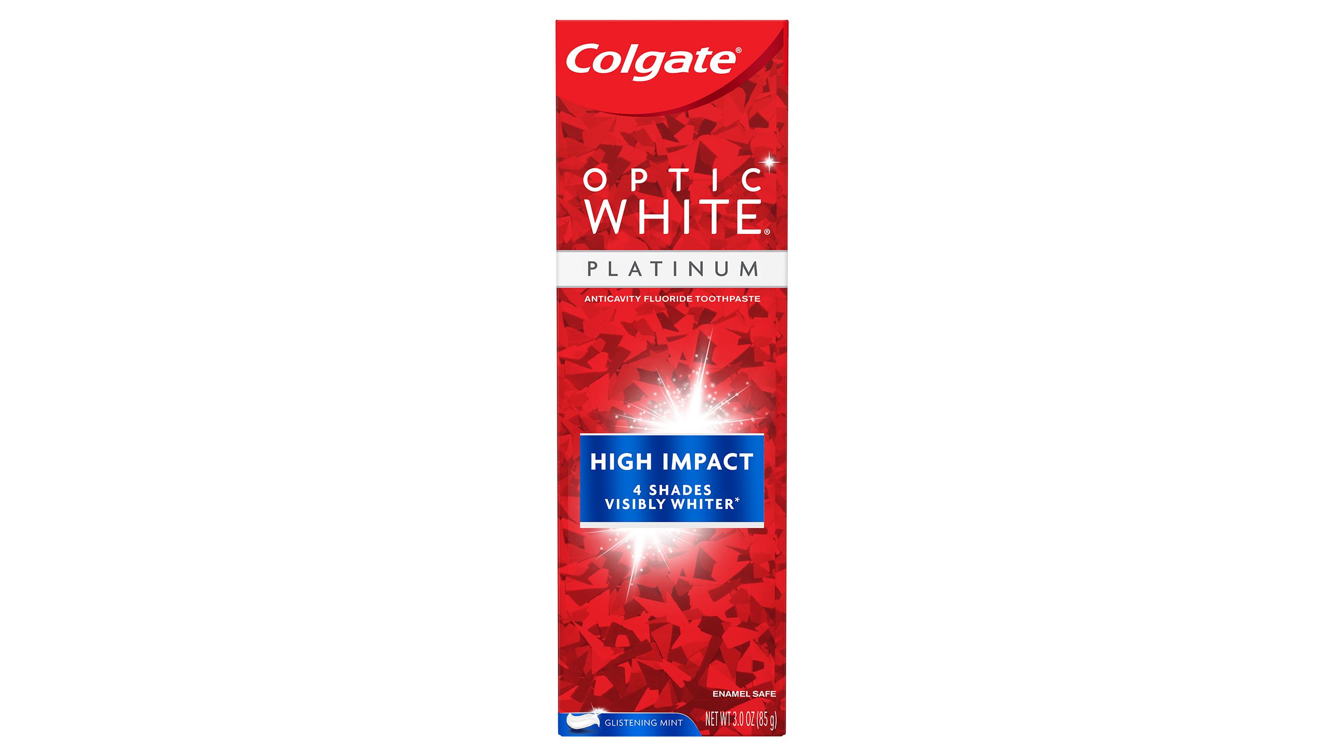 Colgate® Optic White® High Impact White® Toothpaste