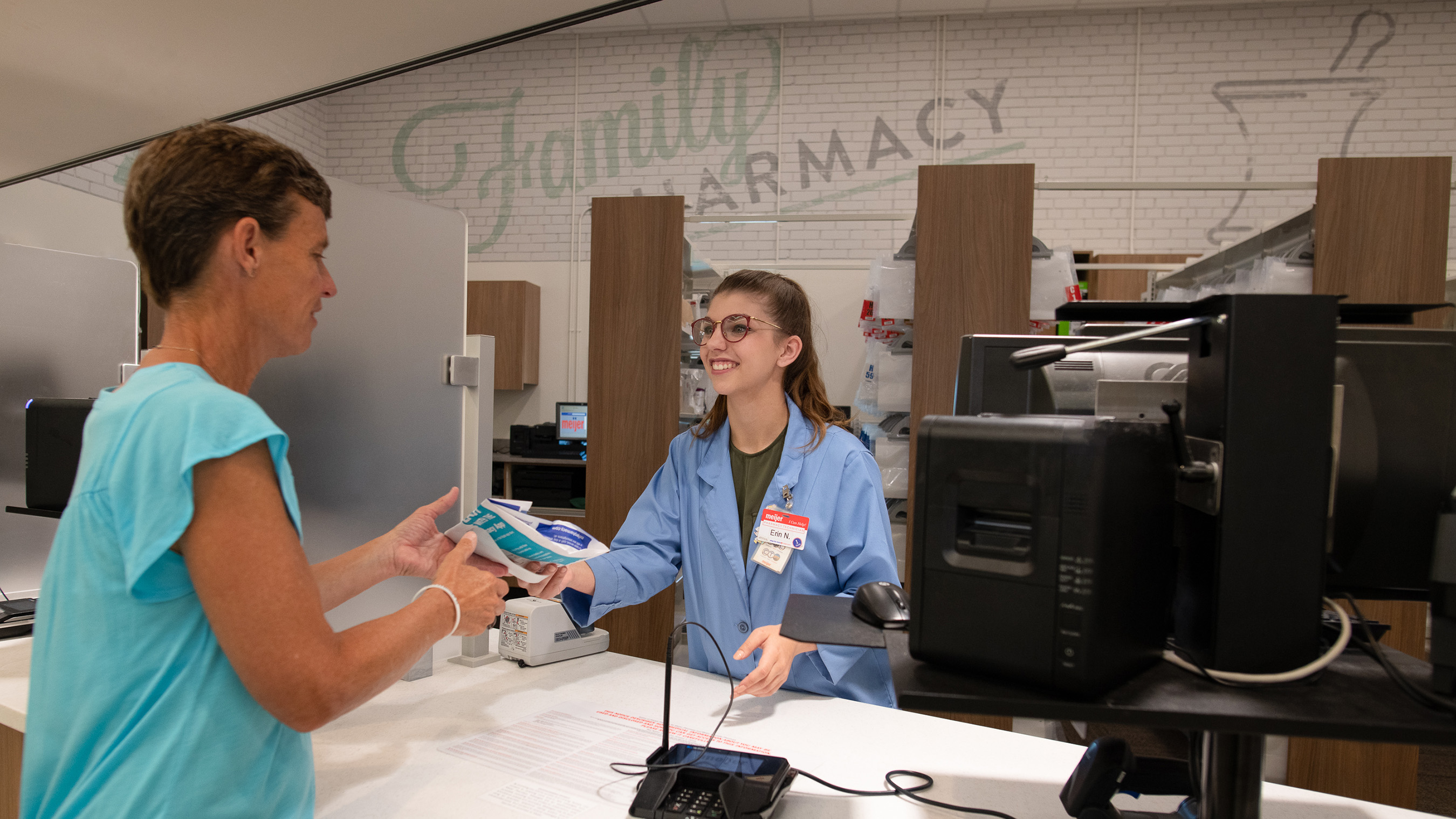 Meijer pharmacies marked a major milestone this week in helping customers lower their healthcare costs. The Midwestern retailer's Free Prescription Drug program reached 50 million prescriptions filled since its launch in 2006, saving customers more than $650 million.