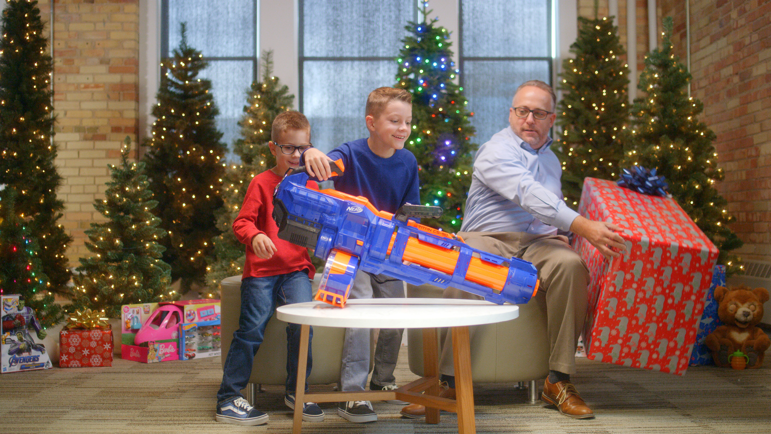 Top Toy picks are brought to you by our toy experts. Carefully selected, and sure to bring smiles to all of us this holiday season.