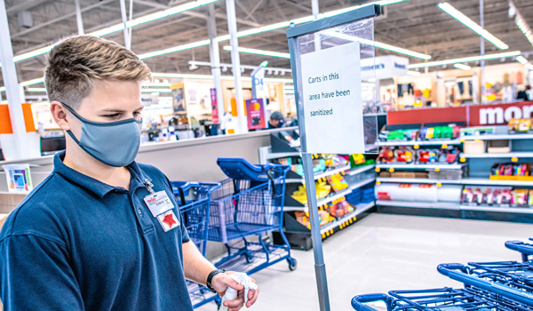Nine out of ten parents rate safety as a deciding factor when choosing where to shop.