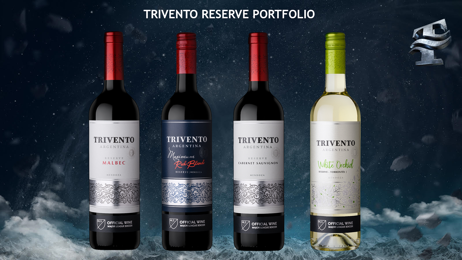 The portfolio includes the #3 best-selling Malbec in the U.S.; Maximum Red Blend, named for Trivento Reserve Winemaker Maximiliano Ortiz; a Cabernet Sauvignon, and White Orchid Torrontés.