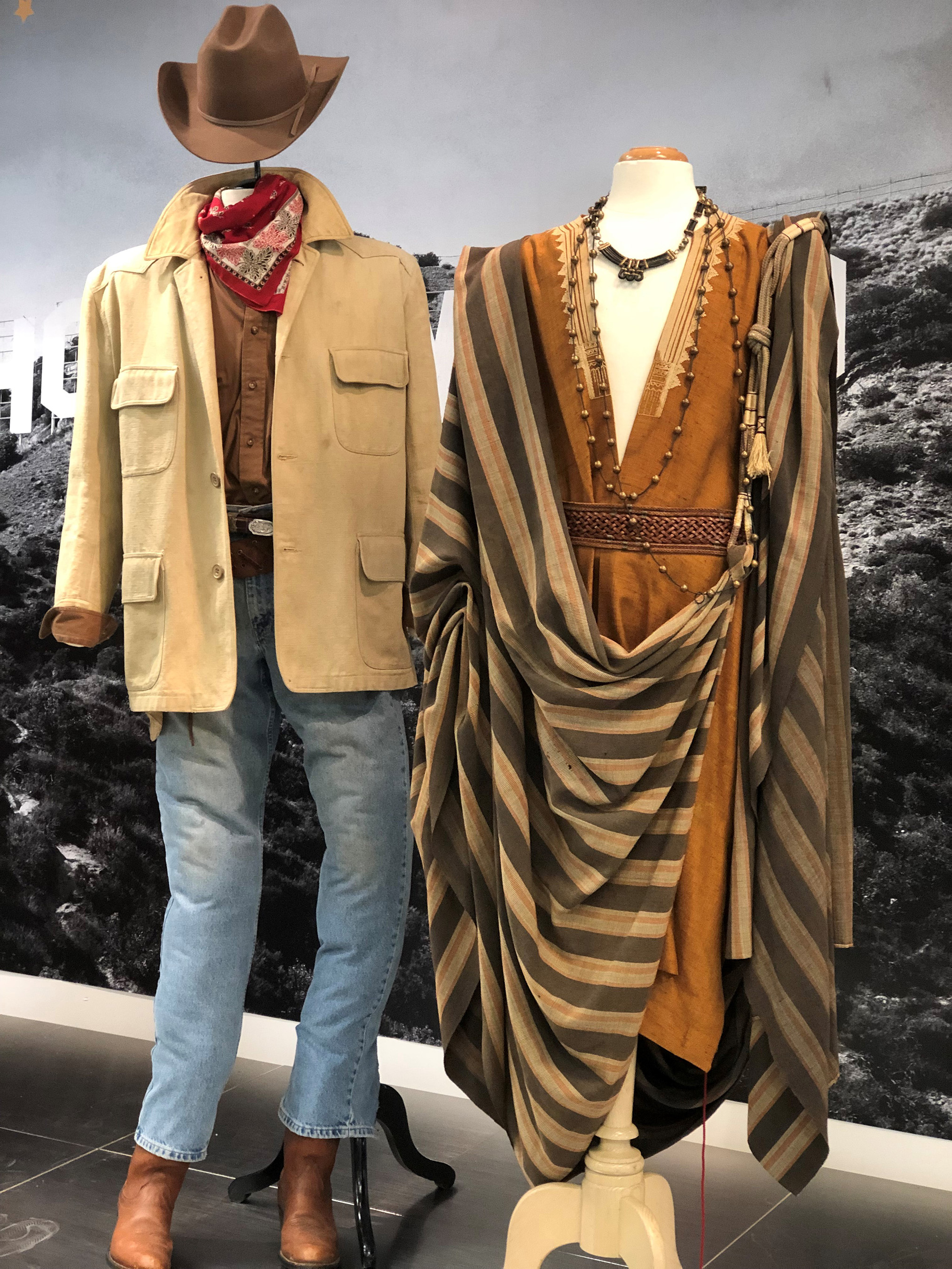 Gene London Costume Exhibit Image 1
