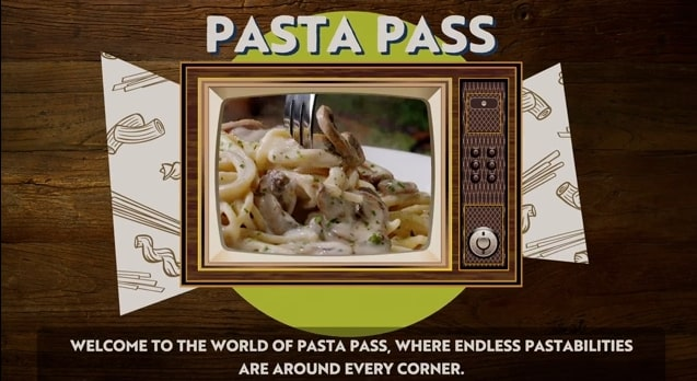 24,000 Olive Garden Pasta Passes will go on sale beginning Thursday, August 15 at 2 p.m. ET at www.PastaPass.com for 30 minutes or until they are sold out.