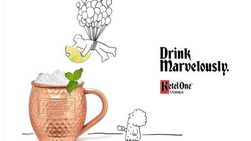Drink Marvelously Static Creative