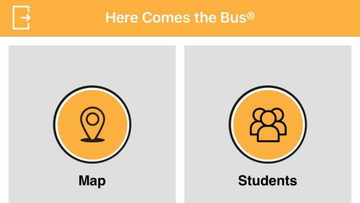 Here Comes the Bus Mobile App
