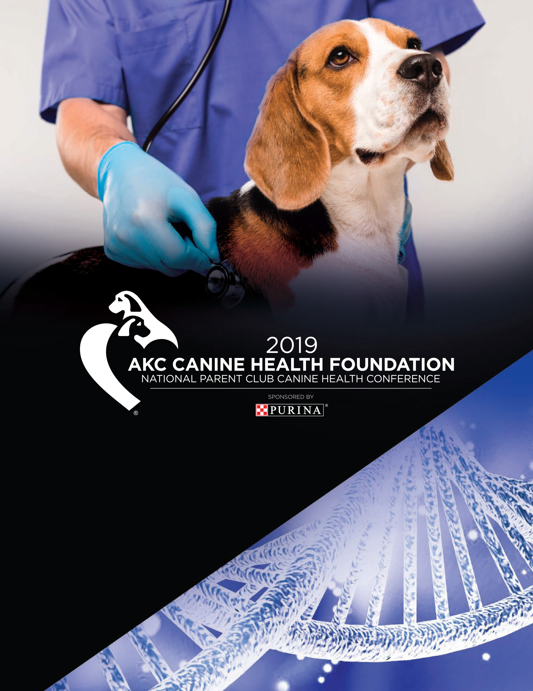 AKC Canine Health Foundation National Parent Club Canine Health Conference
