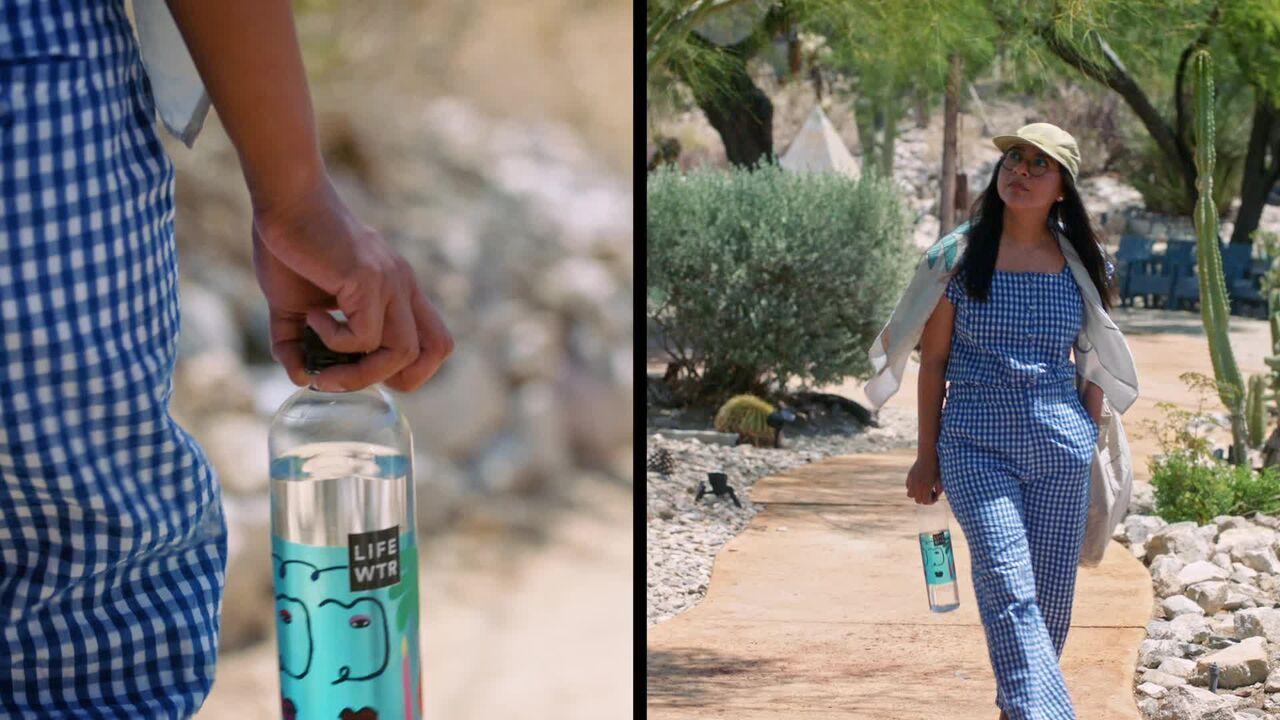 LIFEWTR Series 8 - Artist Lilian Martinez Video