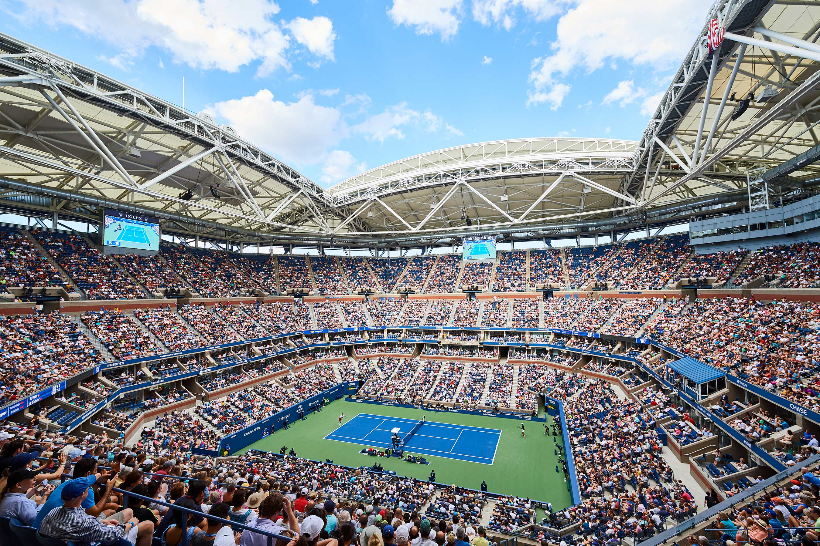 IHG® Hotels & Resorts Serves Up One-of-a-Kind Experiences at 2019 US Open