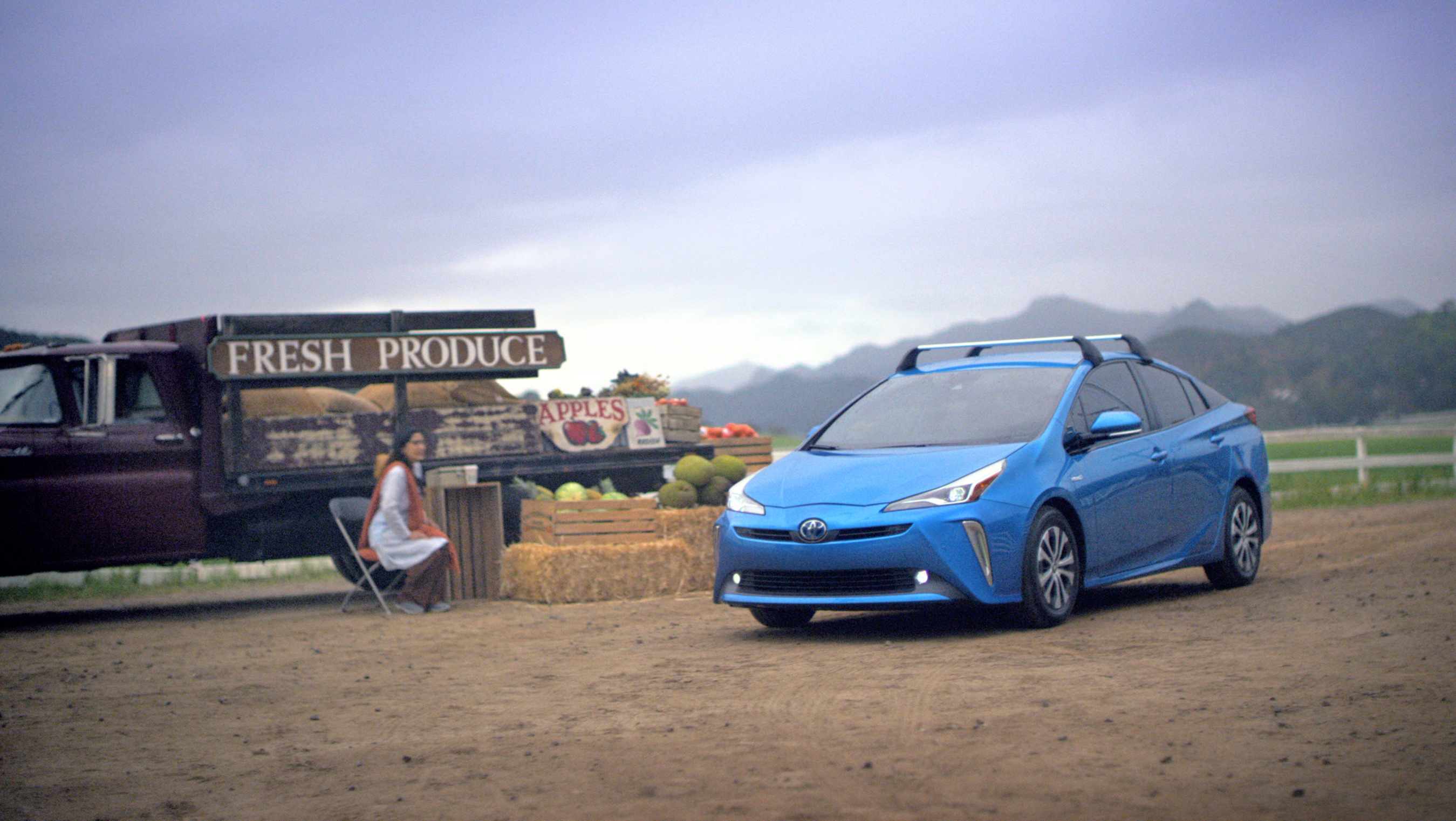 "Toyota's new 2020 Prius Campaign, ""It's Unbelievable,"" features the new spot ""Family Tree."""