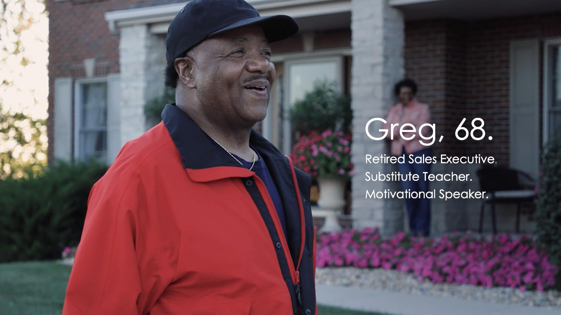See Greg's Prevagen® Story