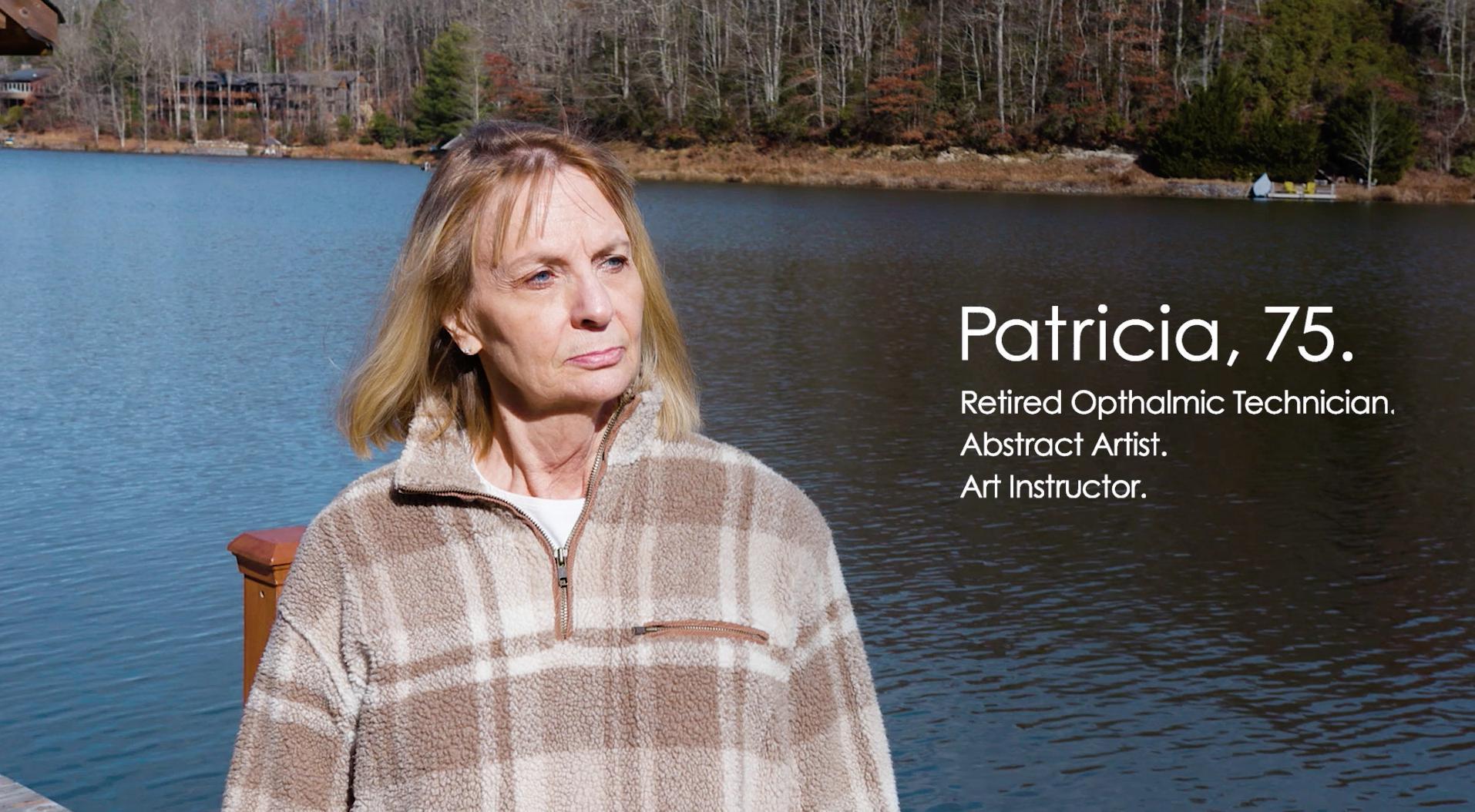 Watch Patricia's Inspiring Prevagen® Story