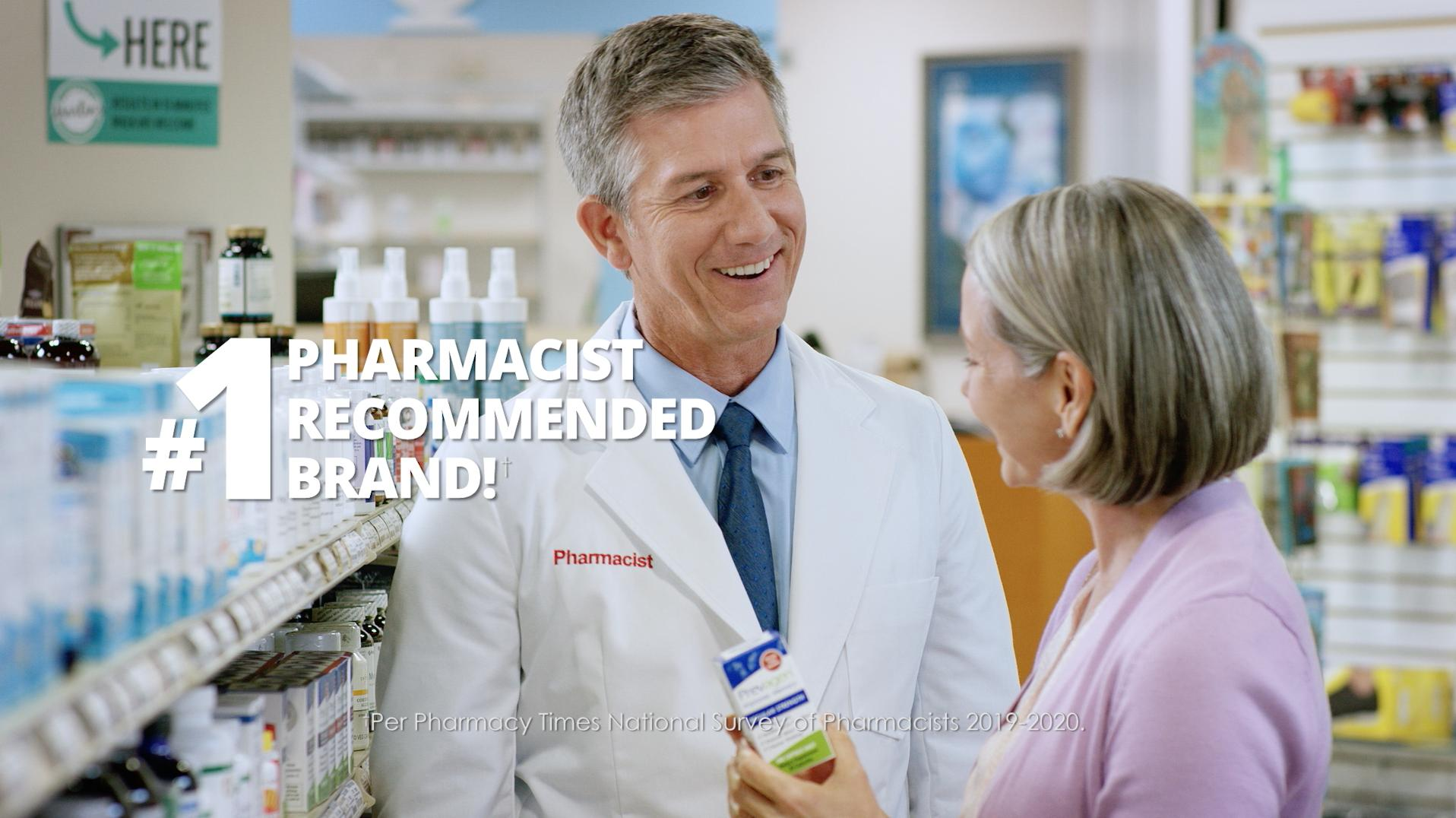 #1 Pharmacist Recommended Memory Support Brand