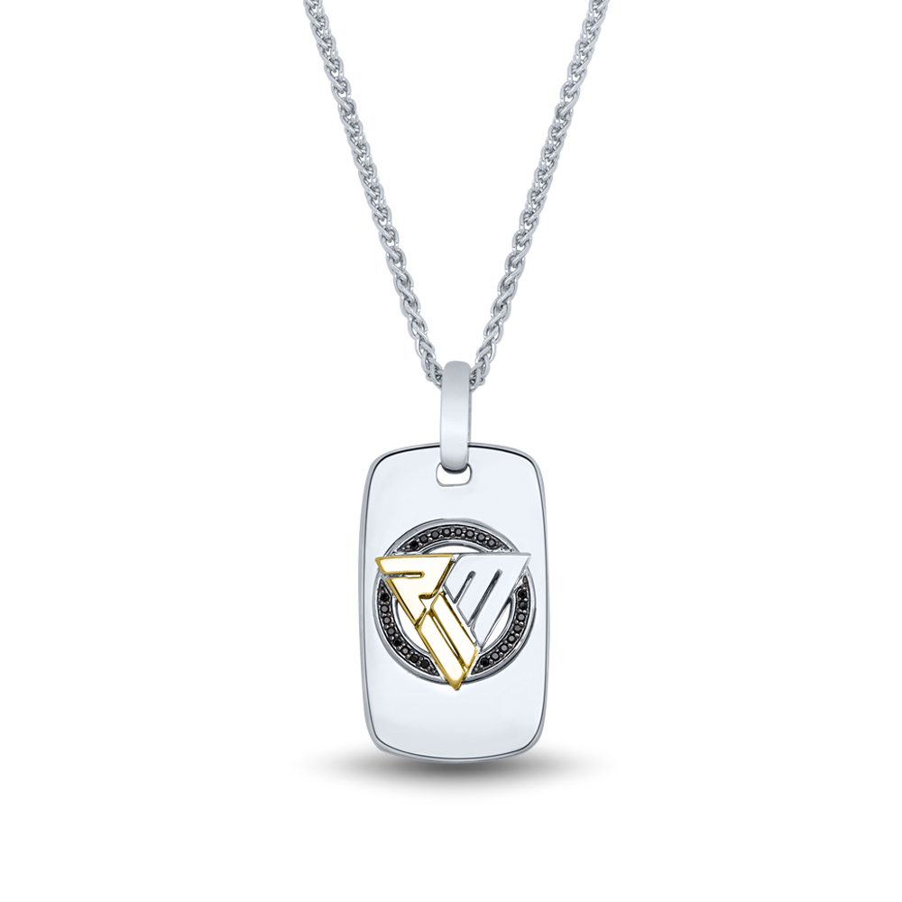 Black Diamond Dog Tag