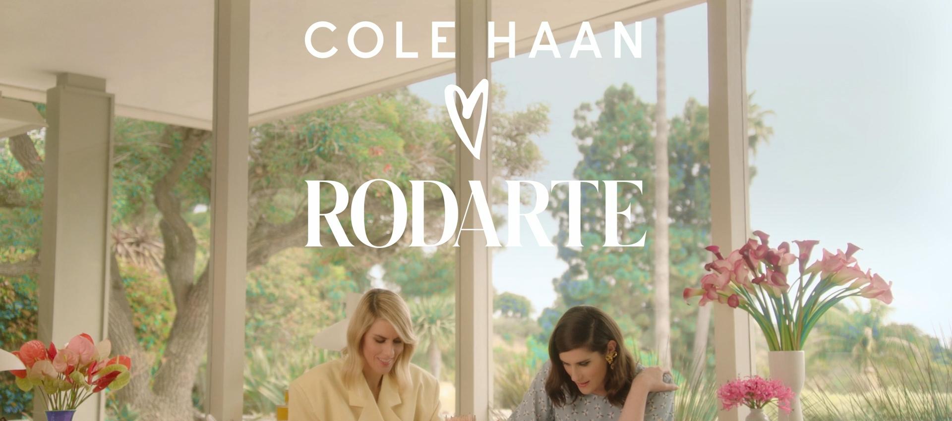 Cole Haan Teams Up With Rodarte To Disrupt...