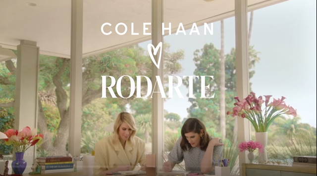 Cole Haan Teams Up With Rodarte To Disrupt High Fashion With Innovation