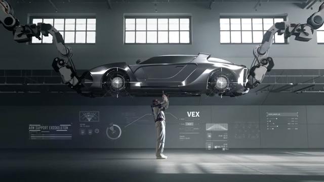 Hyundai Motor Group Develops Wearable Vest Exoskeleton to Alleviate Burden in Overhead Work
