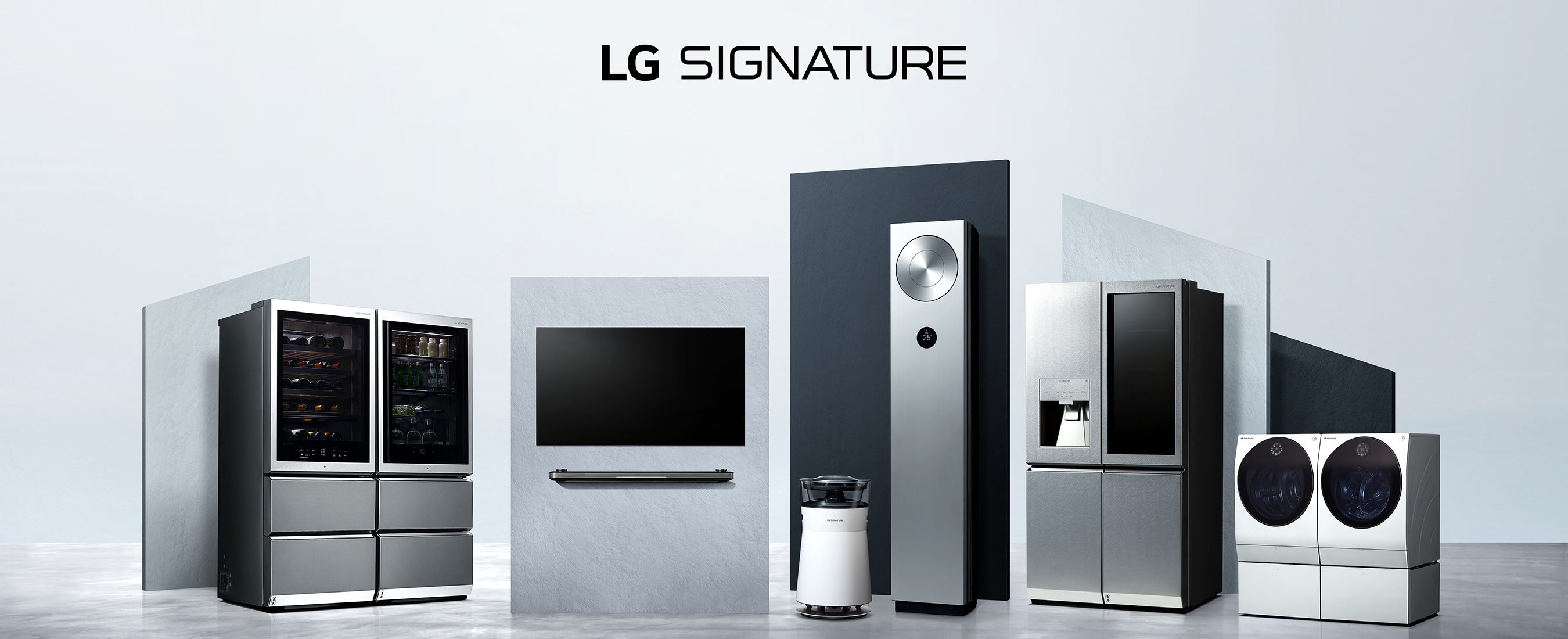 Perfection Realized Lg Signature Ultra Premium Home Appliances