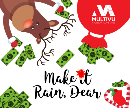 MultiVu's Holiday Subscription can help you sleigh your end-of-year goals.