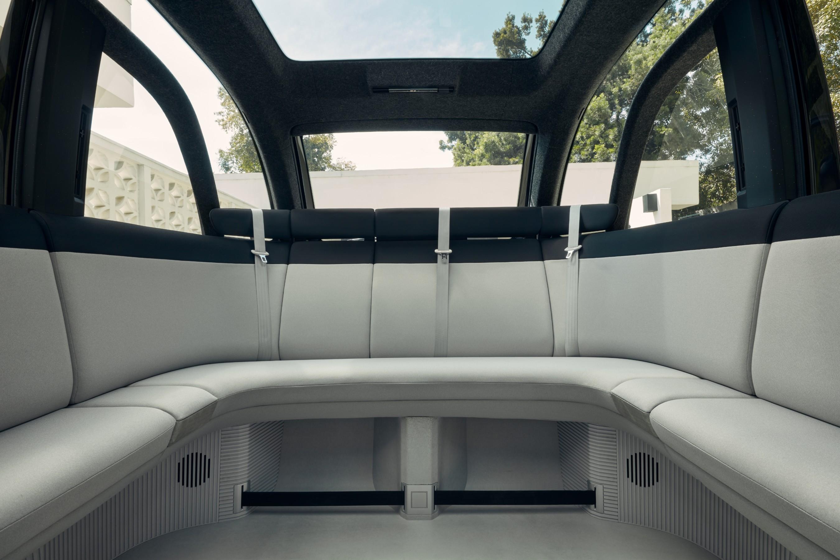 Canoo Design Interior