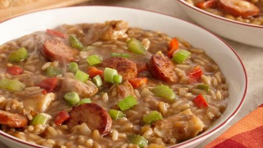 Zatarain's Chicken and Sausage Gumbo