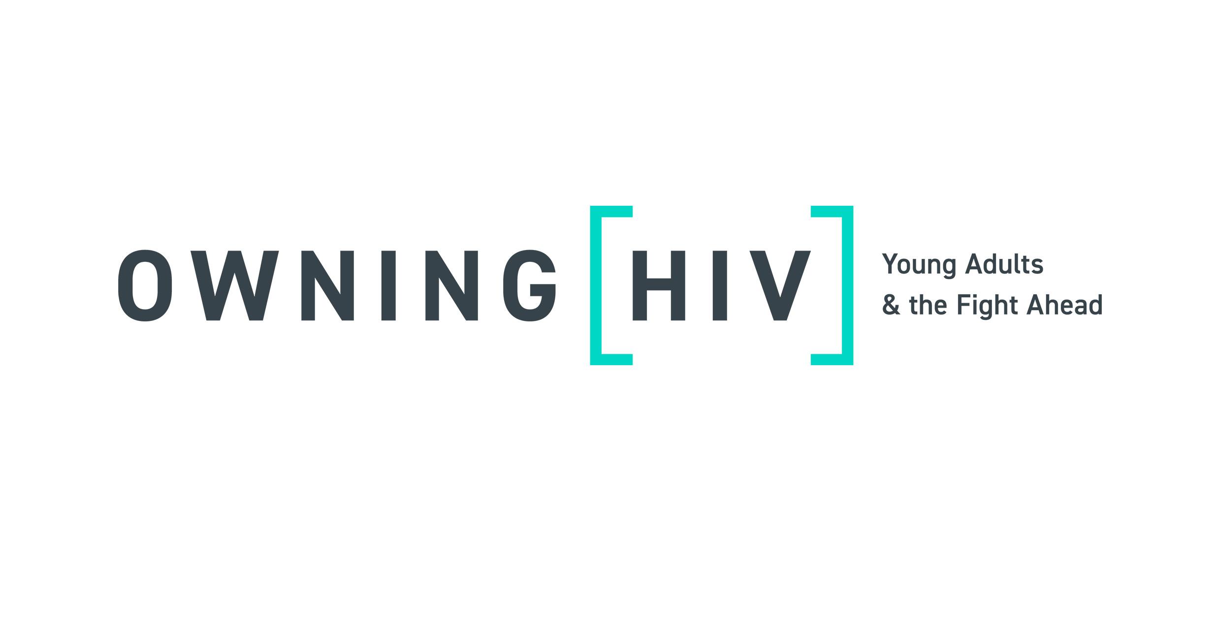 Owning [HIV] Logo