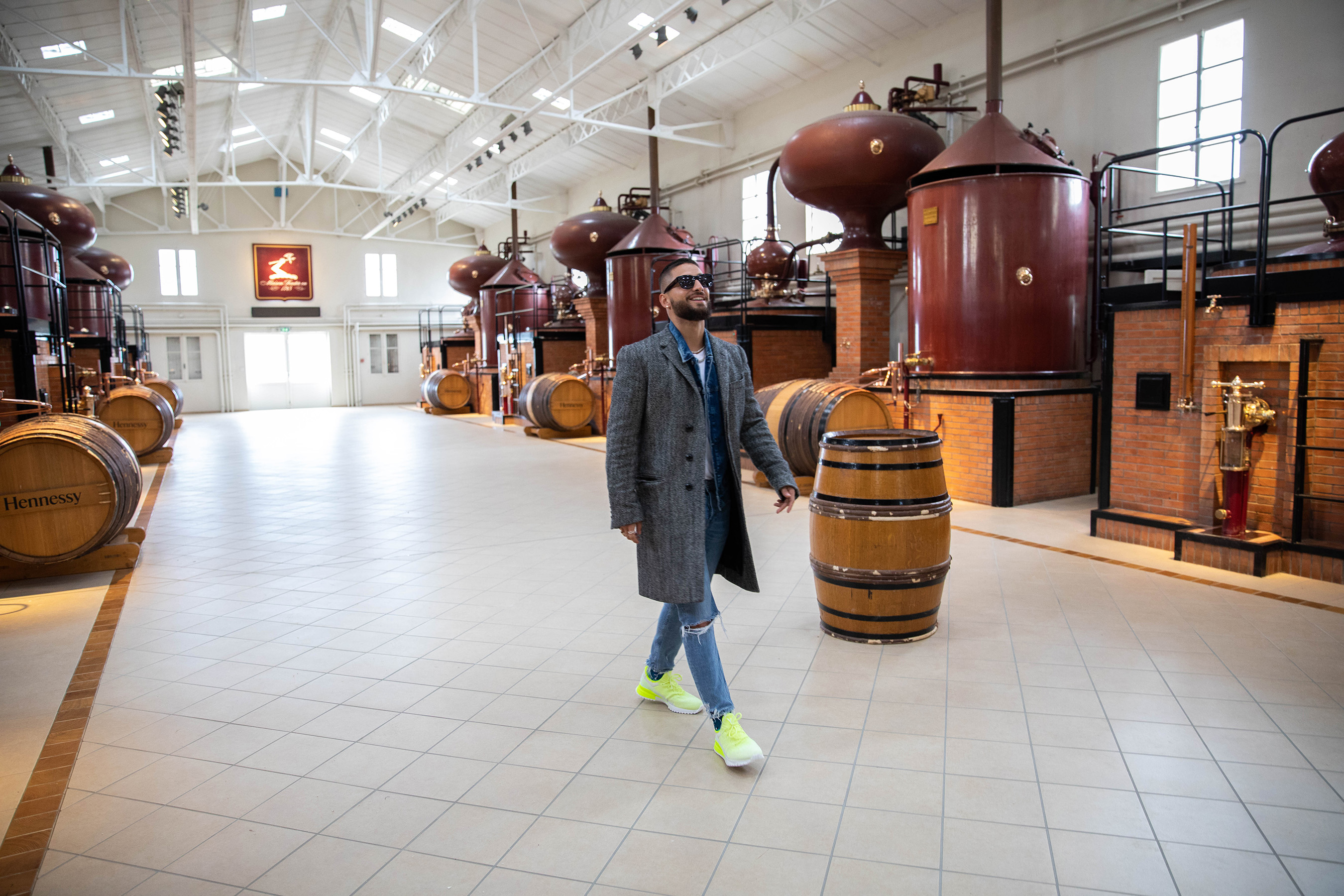 "From Cognac to Colombia, Hennessy spotlights Maluma's ""Never stop. Never settle."" journey."