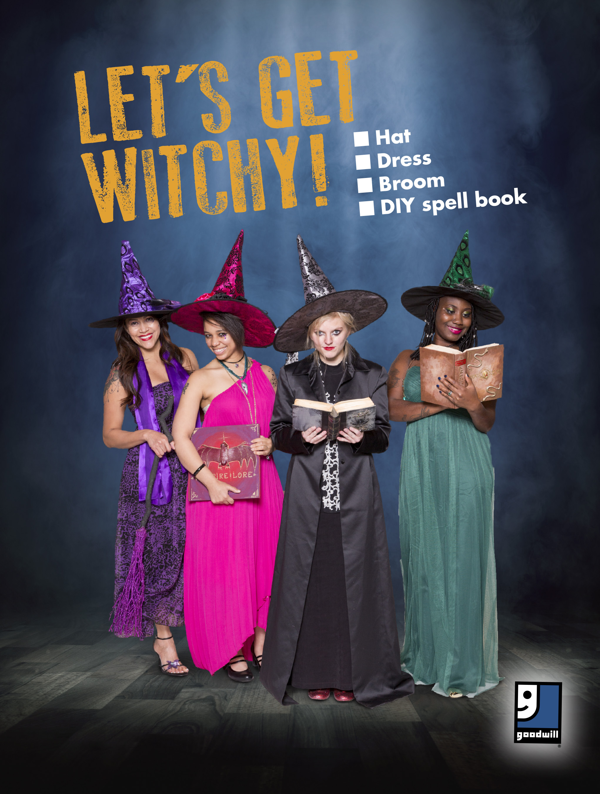 Let's Get Witchy