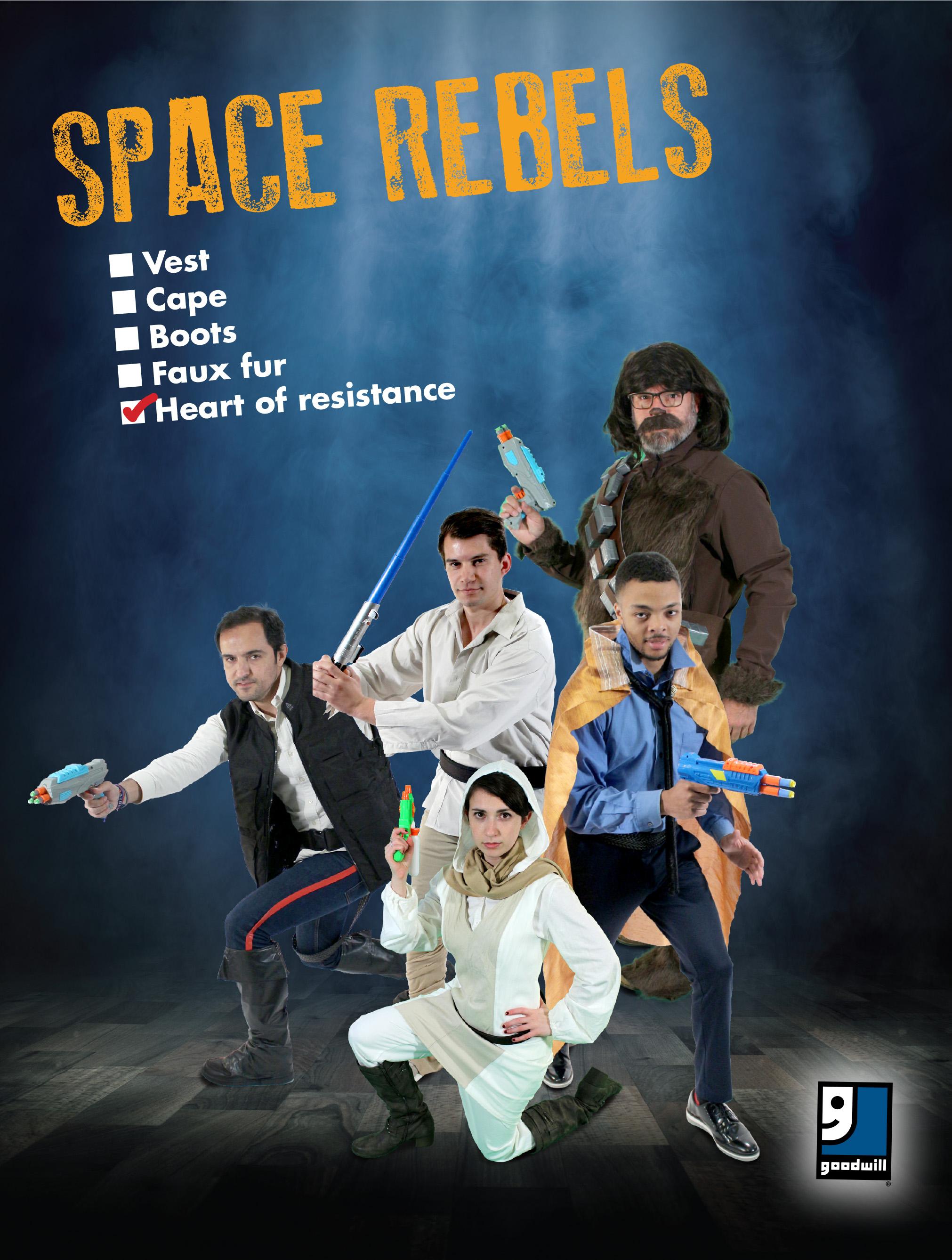 Space Rebels