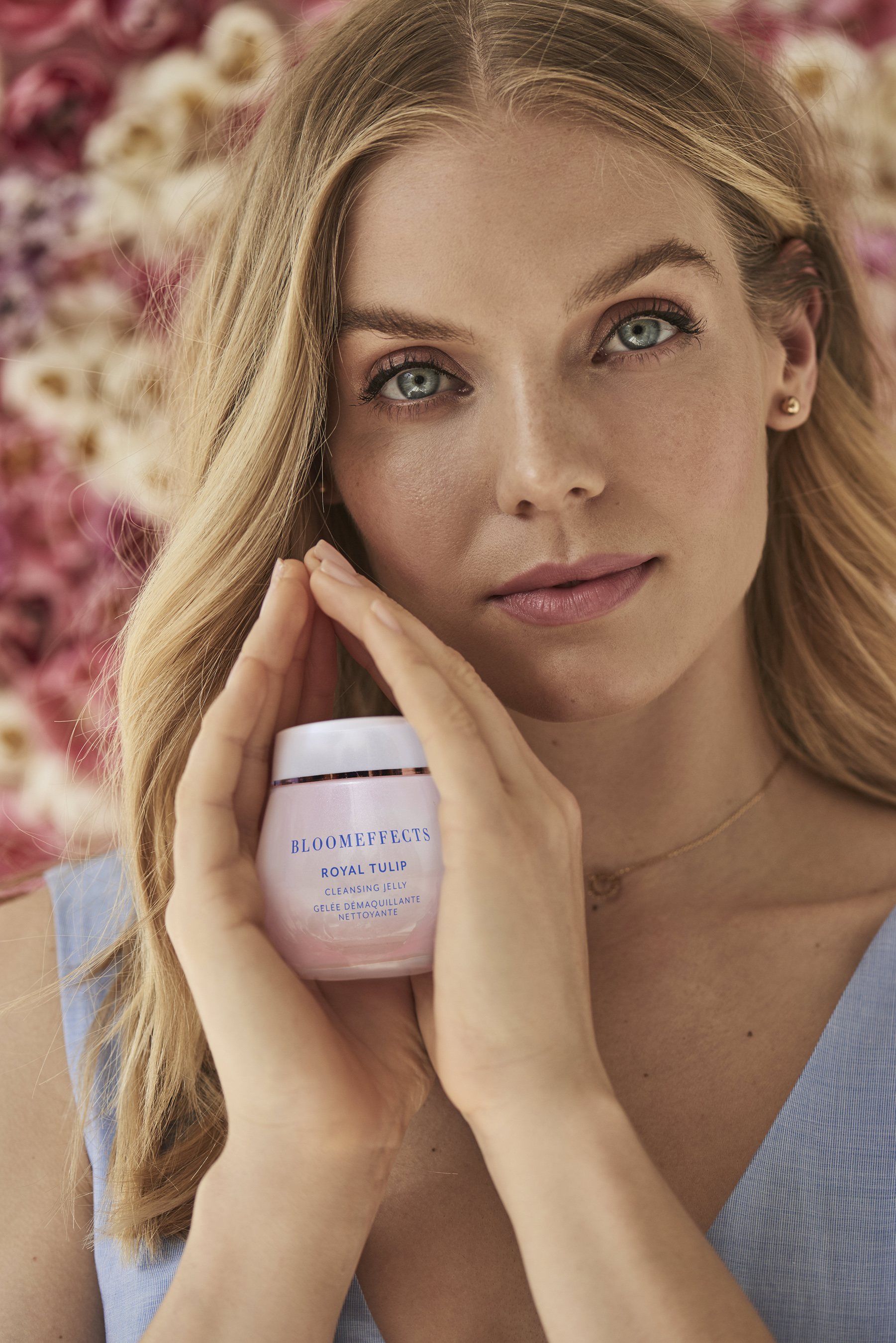 Royal Tulip Cleansing Jelly: A nourishing, hydrating, and powerful cleansing balm; $39