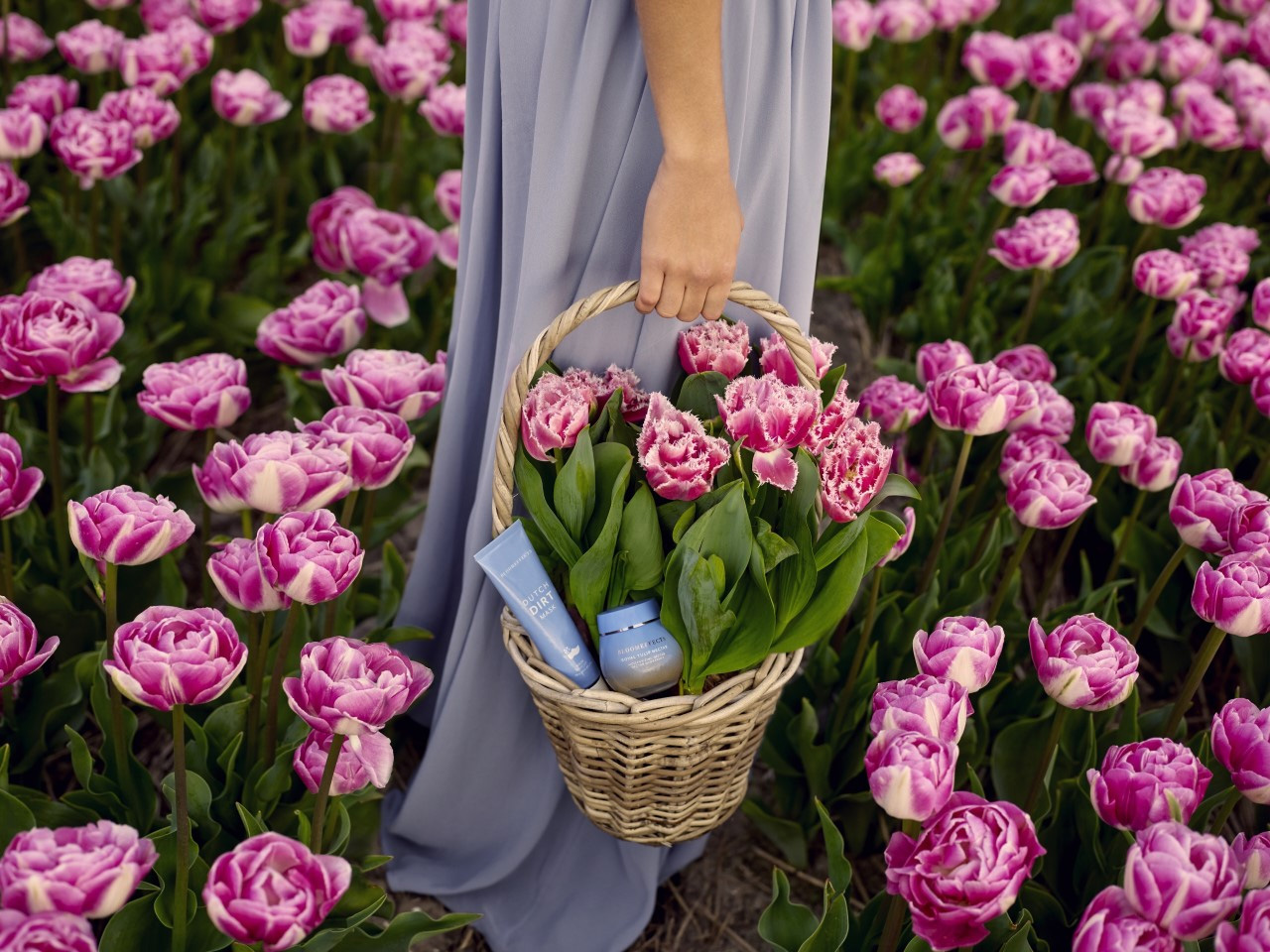 Royal Tulip Nectar + Dutch Dirt Mask