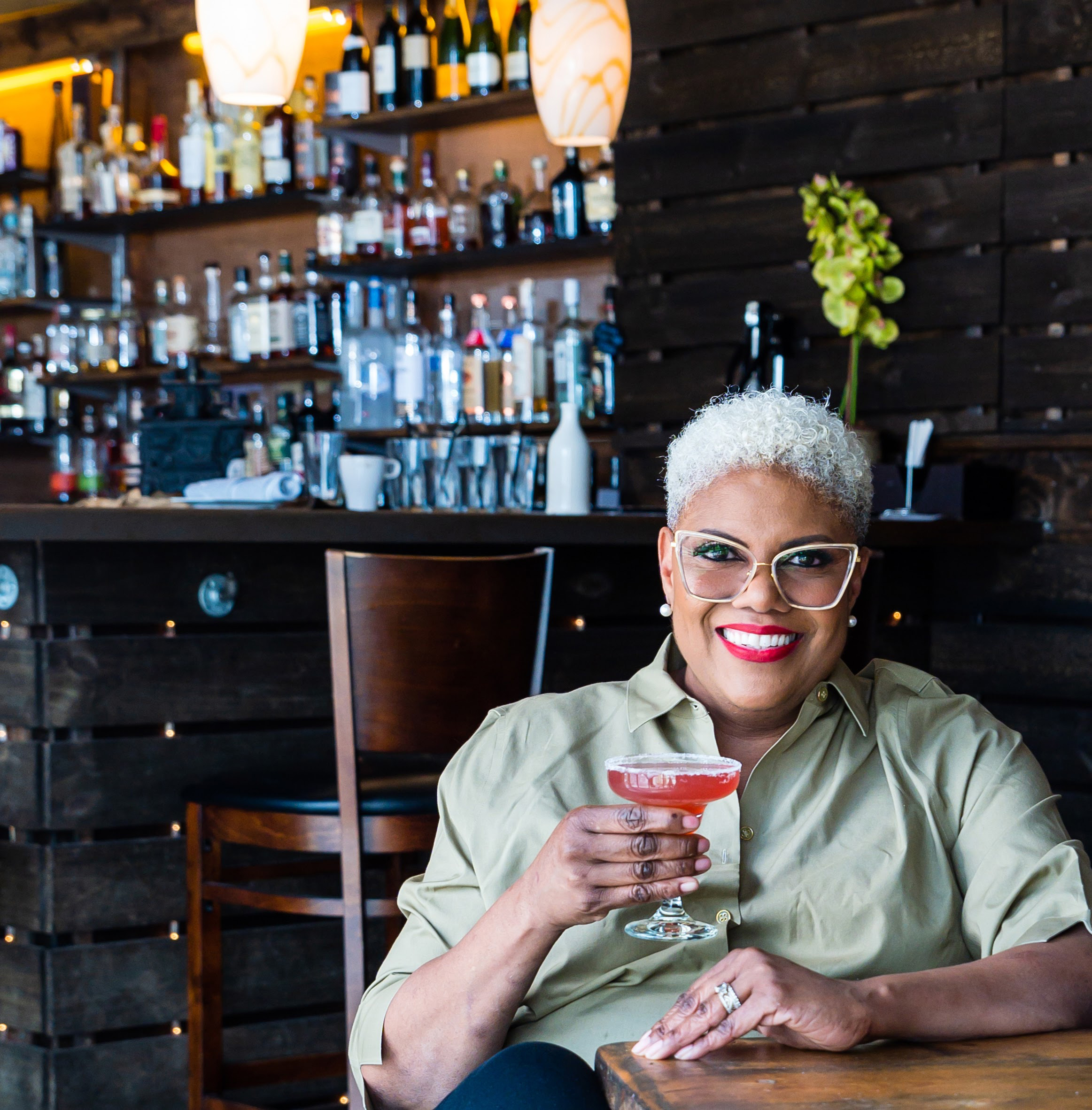 Chef Deborah VanTrece - Owner of Twisted Soul Cookhouse and Pours and noted caterer for the Centennial Olympics, Chef Deborah VanTrece has been seen on Food Network and was named one of Zagat's Most Badass Female Chefs.