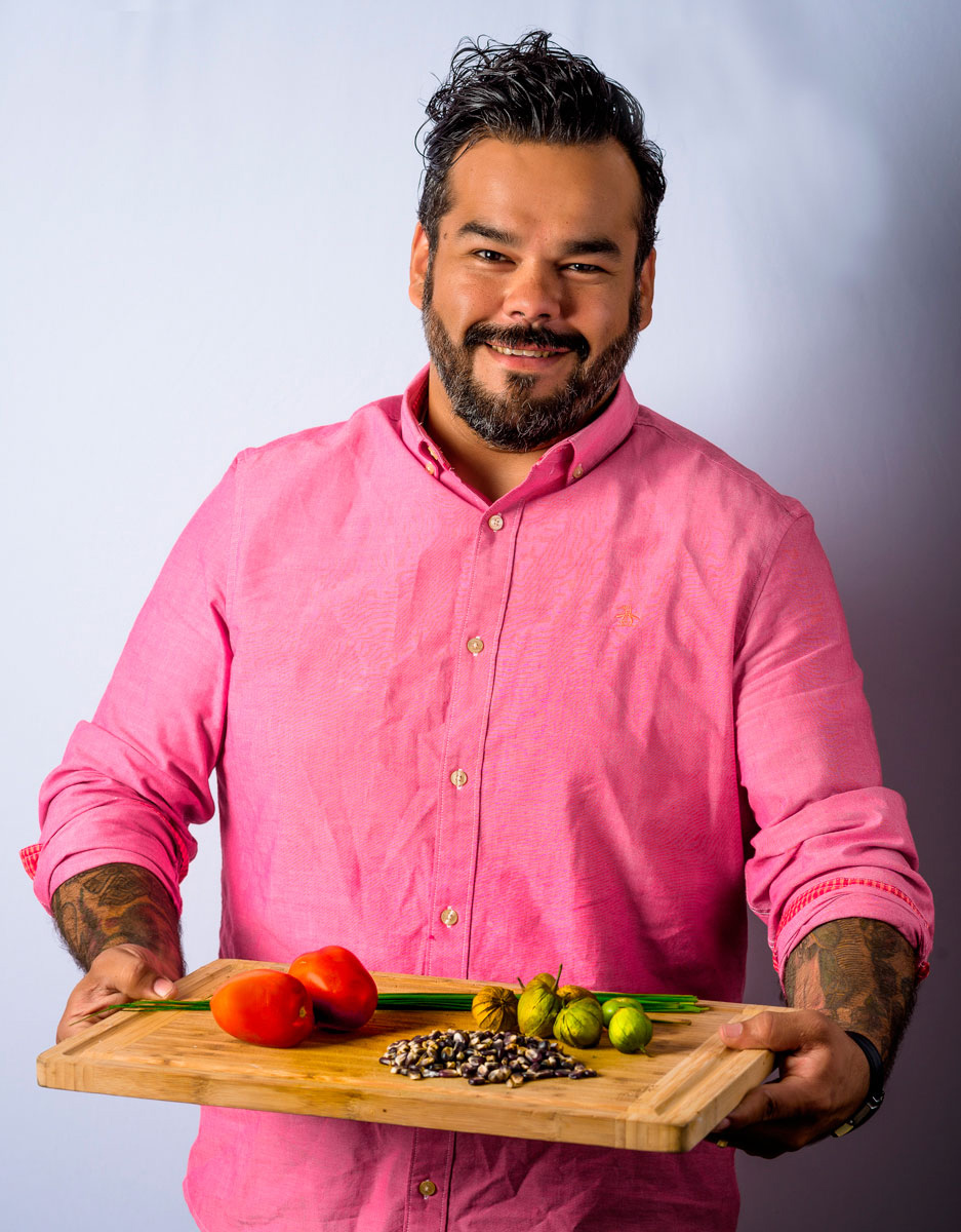 Chef Wes Avila - James Beard Semi-Finalist for Best Chef, cookbook author and owner of Guerilla Tacos, Chef Avila was awarded the Bib Gourmand in the Michelin Guide to California in 2019.