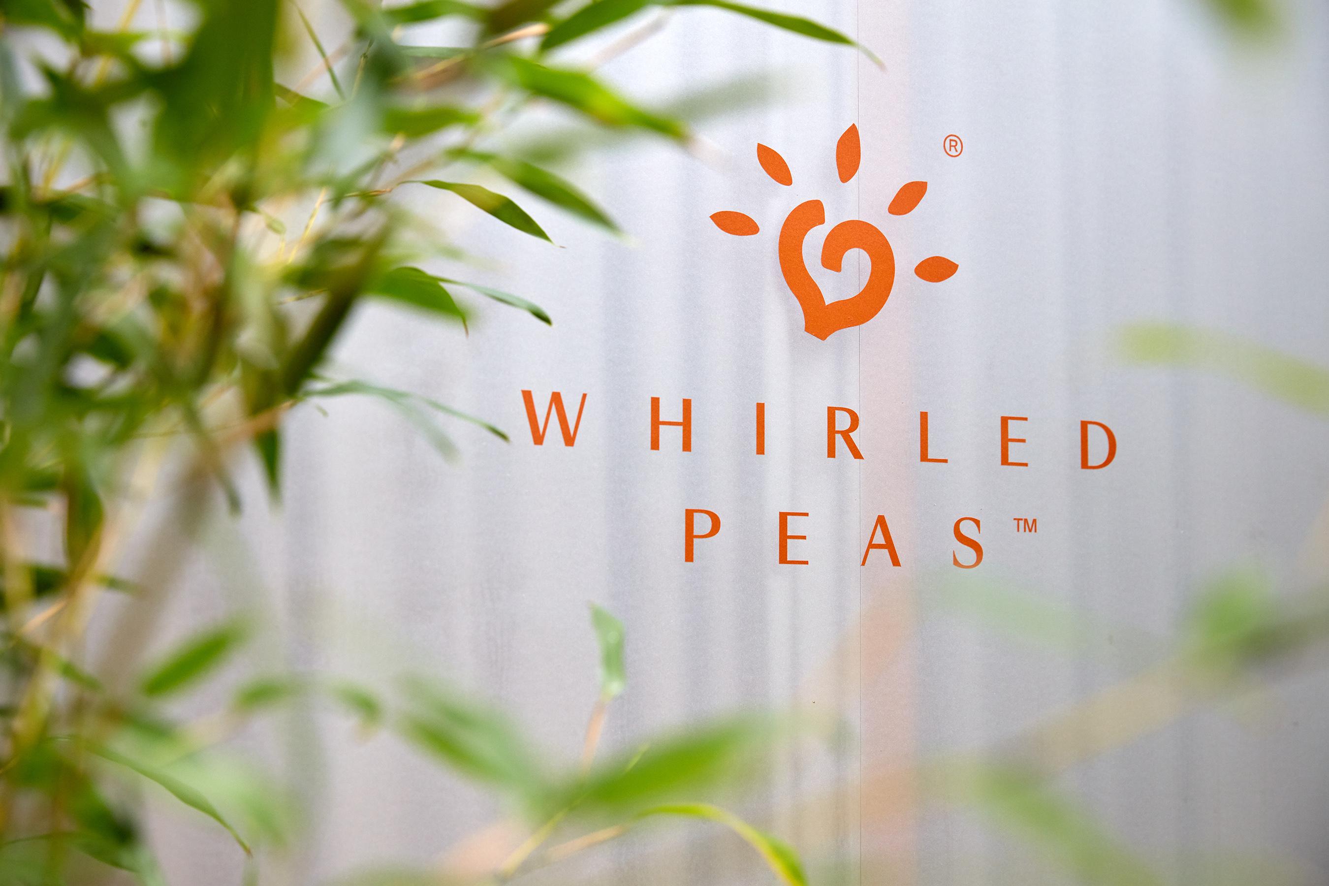 Whirled Peas Presented by Sabra