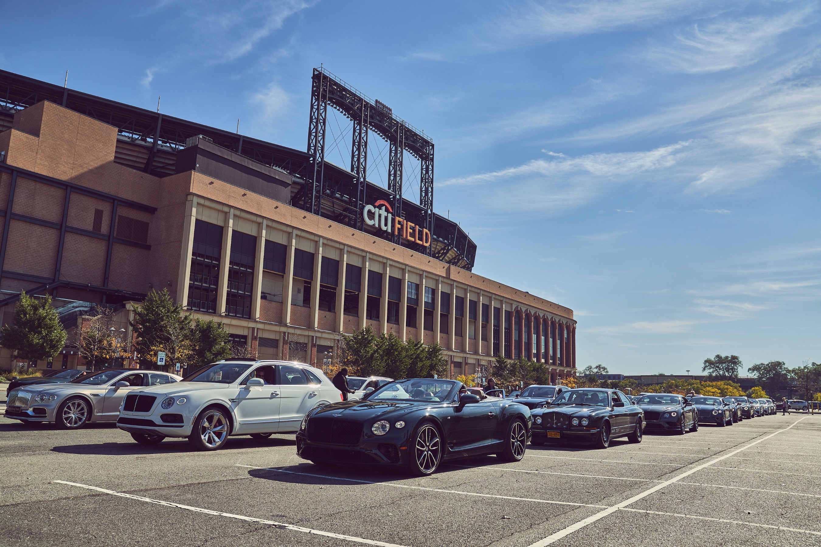 Bentley Centenary Celebration Captivates New York City