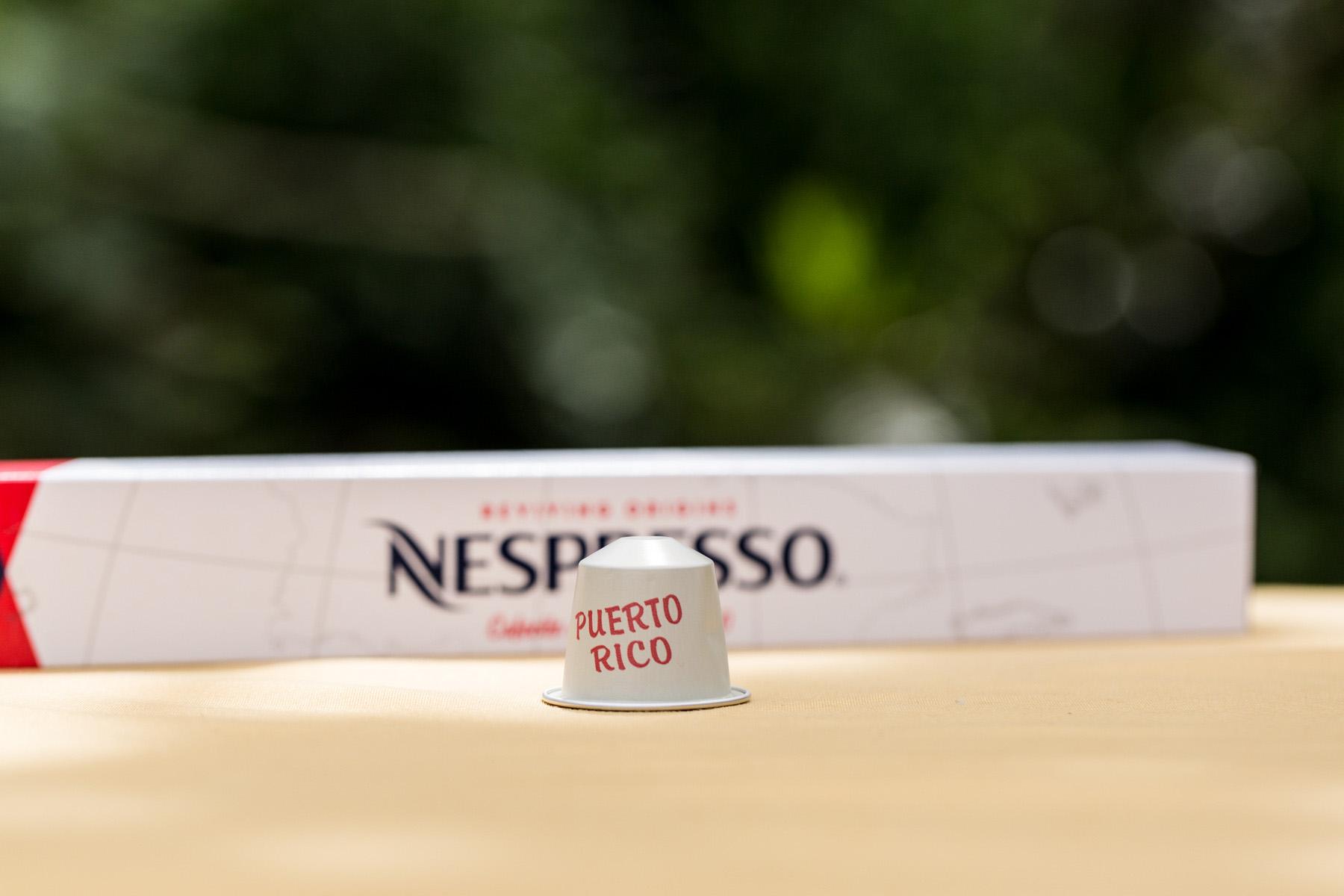 Nespresso Cafecito de Puerto Rico