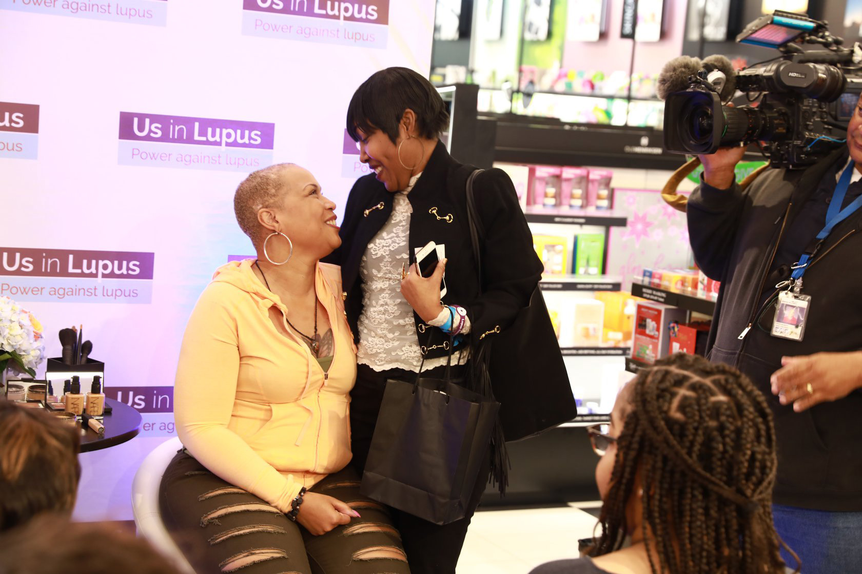 Lupus Warriors engage at Night of Beauty