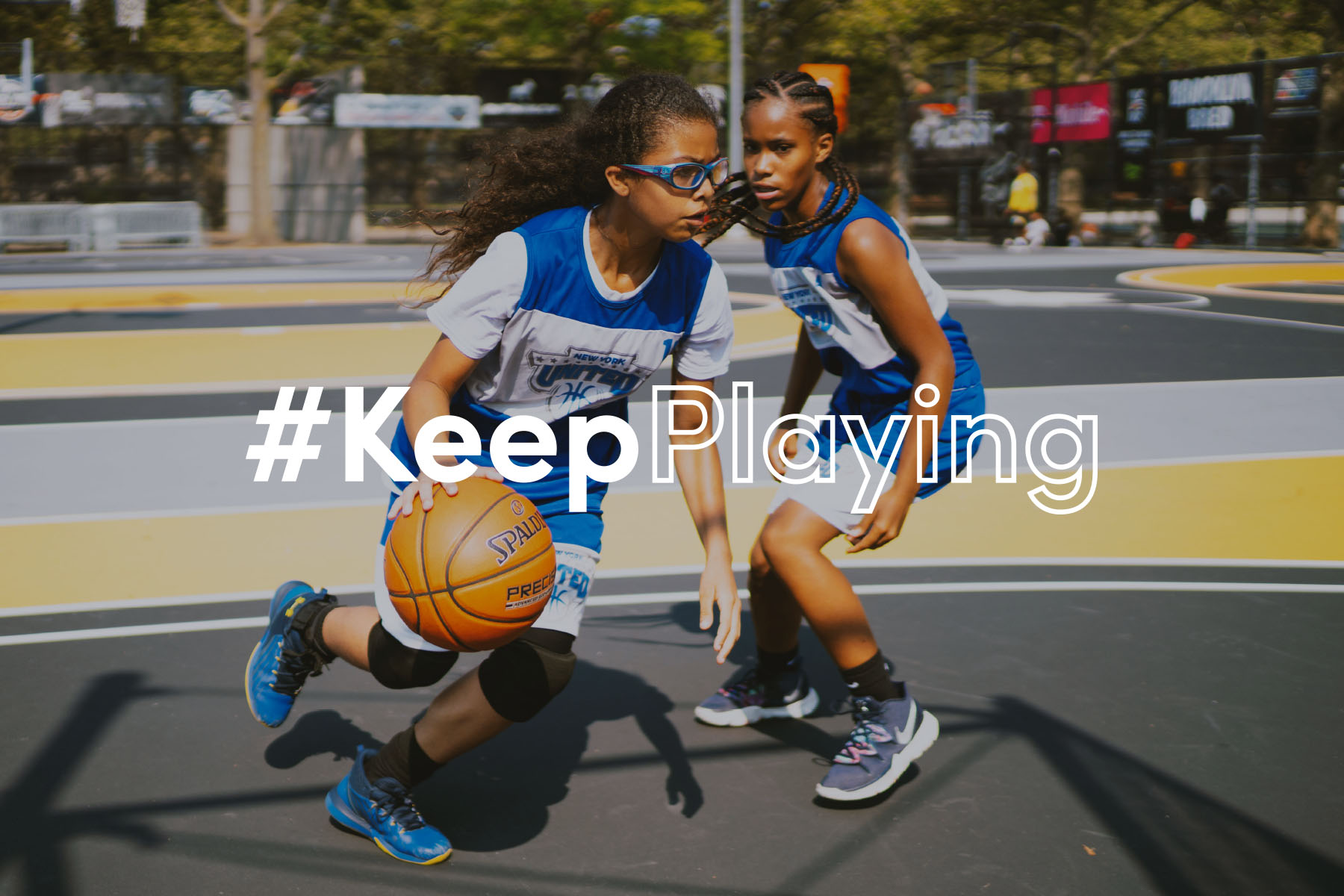 We exist to unlock the possibilities in every girl and woman through the power of sport.
