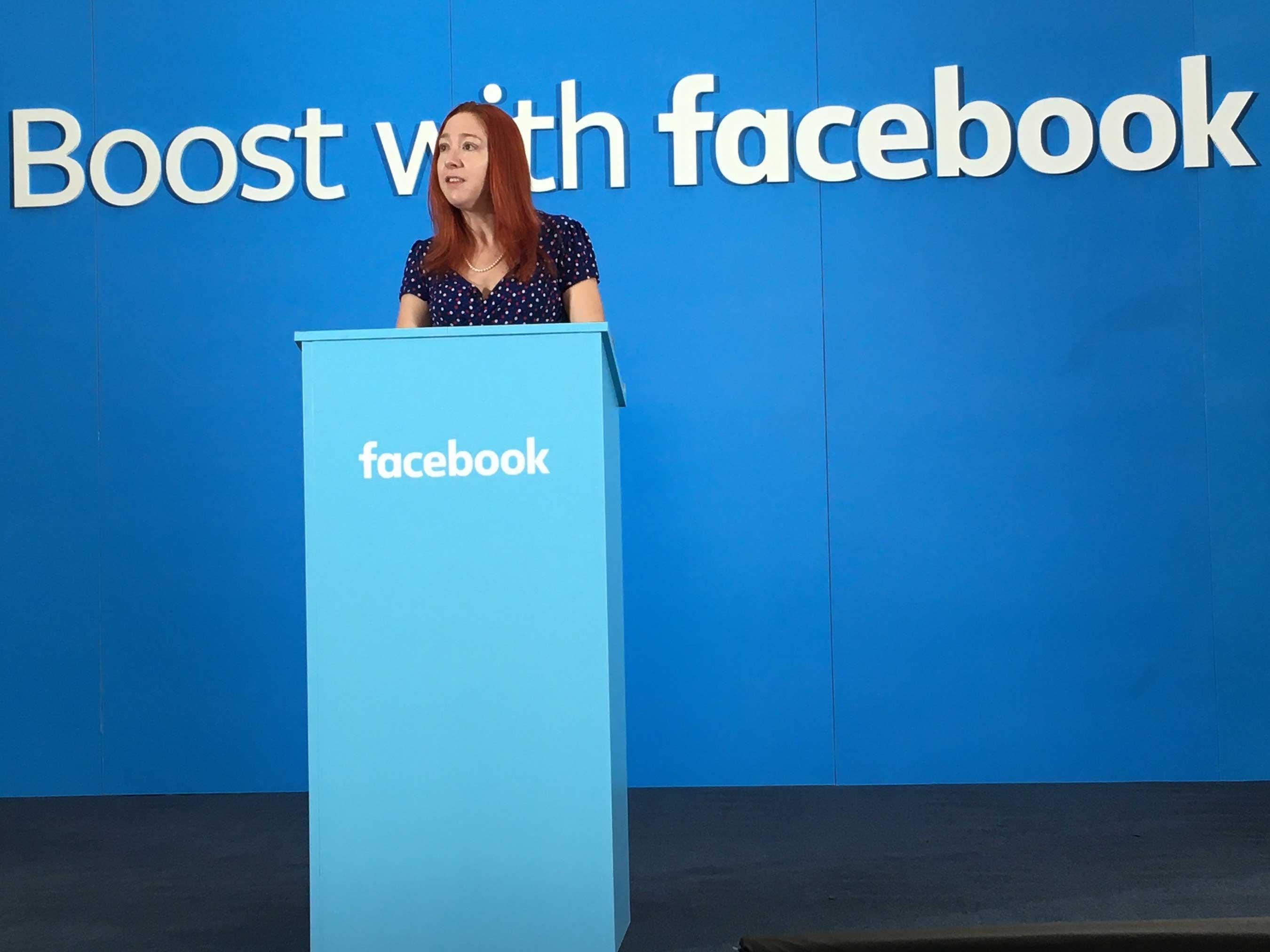 SCORE CEO Bridget Weston